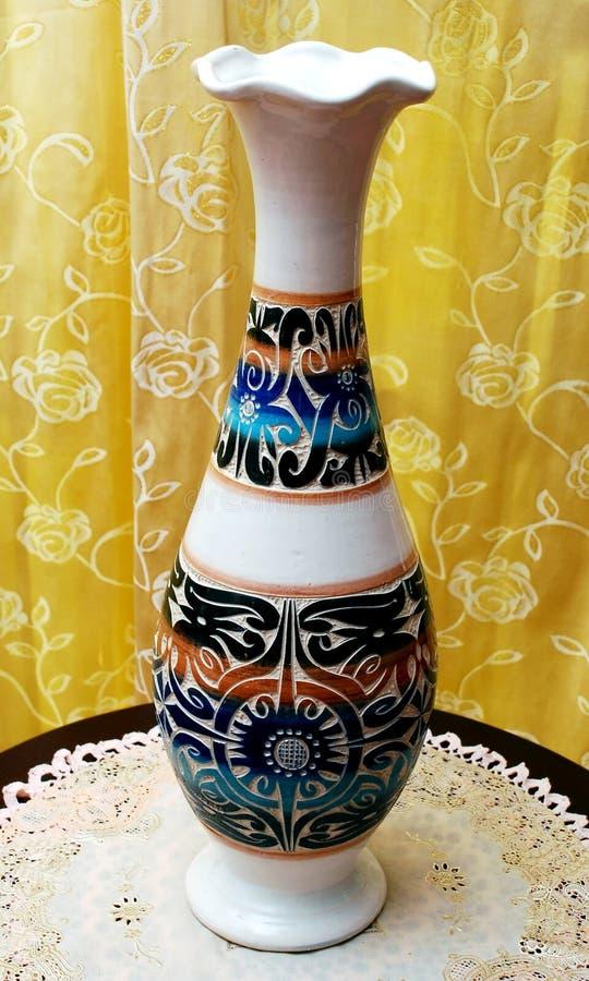 De vaas van Sarawak stock fotografie