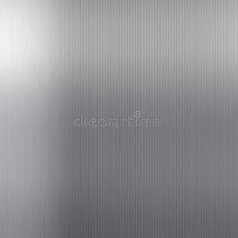 De vage Achtergrond van Metaaltexturen, Texturen 8 vector illustratie