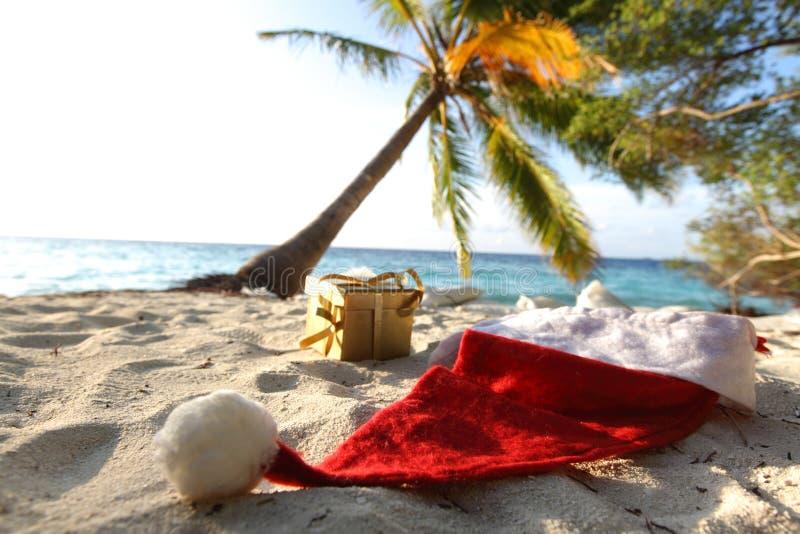 De vakantie van de kerstman royalty-vrije stock foto's