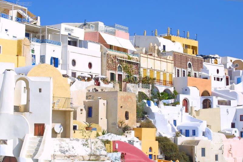 De vakantie van de zomer in Griekenland royalty-vrije stock foto