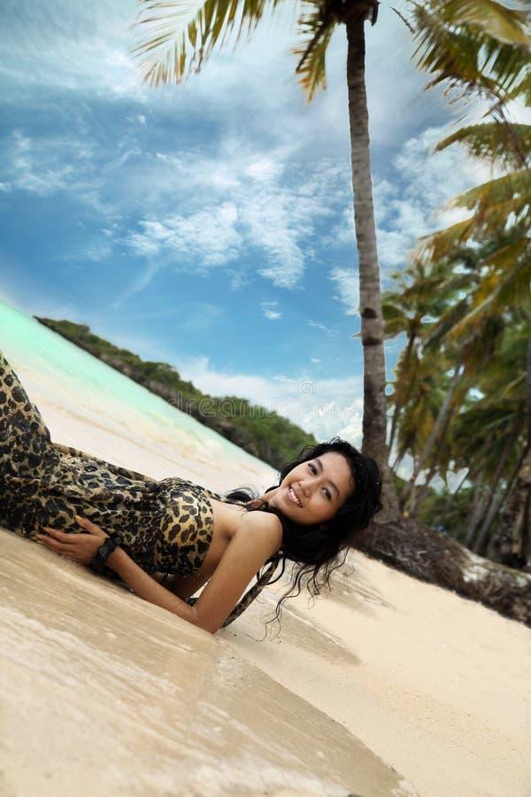 De vakantie van het strand stock foto's