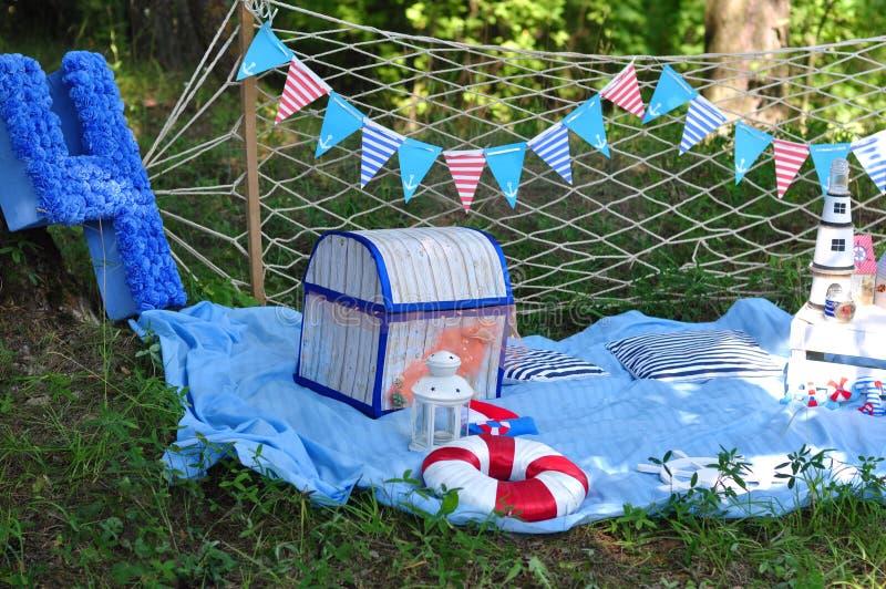 De vakantie van kinderen royalty-vrije stock afbeeldingen
