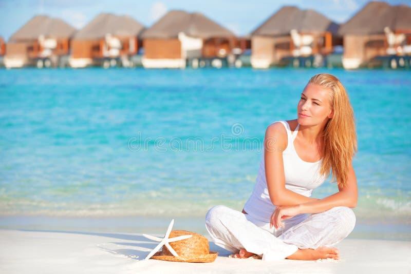 De vakantieconcept van de zomer royalty-vrije stock afbeelding