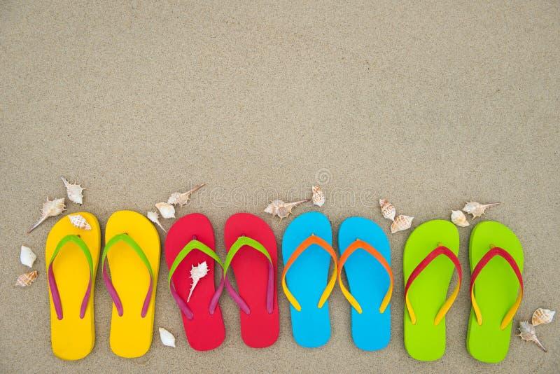 De vakantieconcept van de zomer stock foto