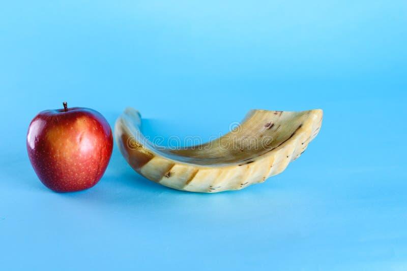 De vakantieconcept van het Rosh hashanah Joods Nieuwjaar stock fotografie