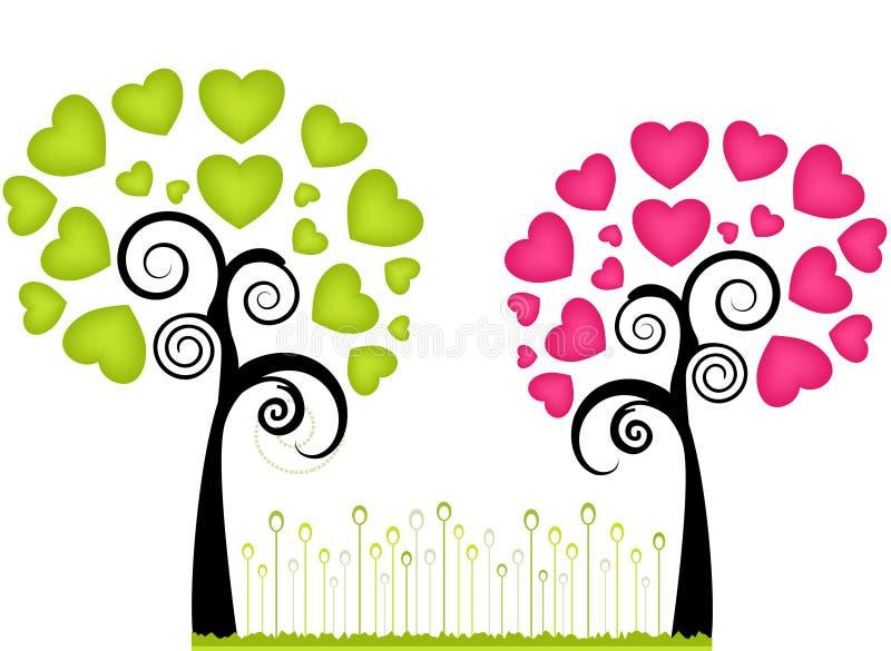 De valentijnskaarten ontwerpen
