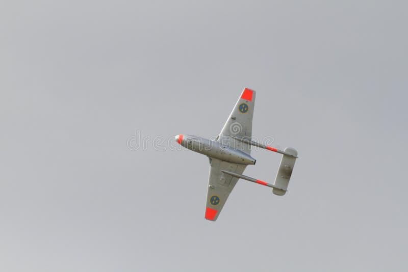 De Vampier van DE Havilland DH.100 royalty-vrije stock fotografie