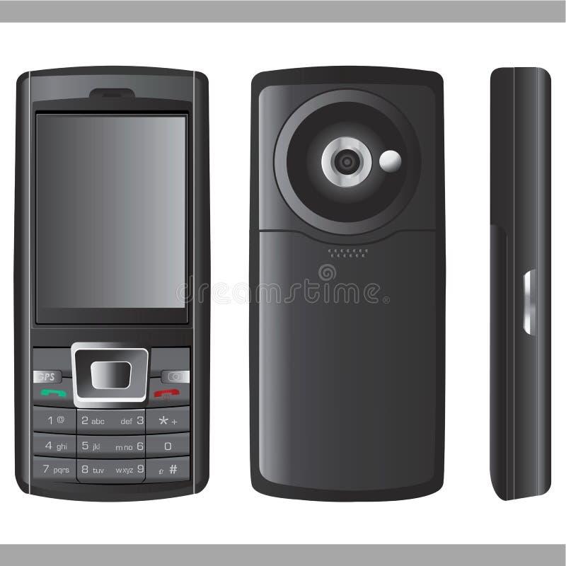 De vector van Cellphone