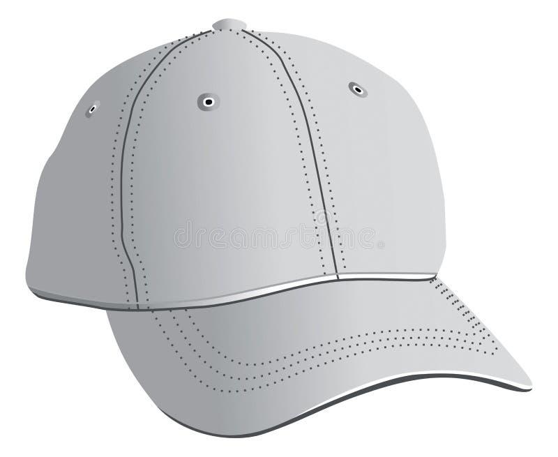 De vector van de hoed royalty-vrije illustratie
