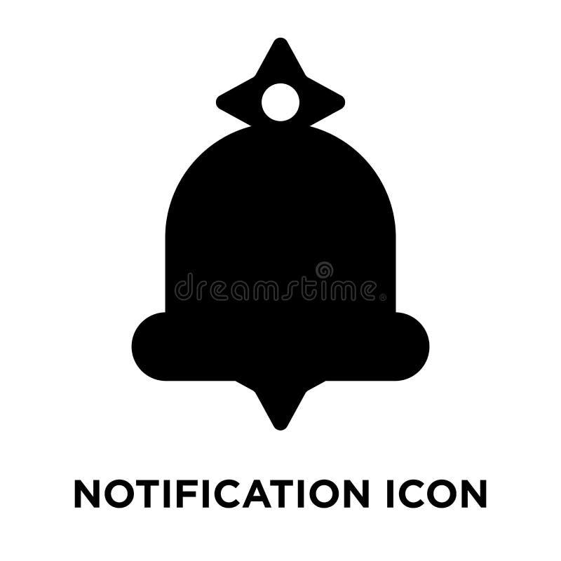 De vector van het berichtpictogram op witte achtergrond, conc die embleem wordt geïsoleerd vector illustratie