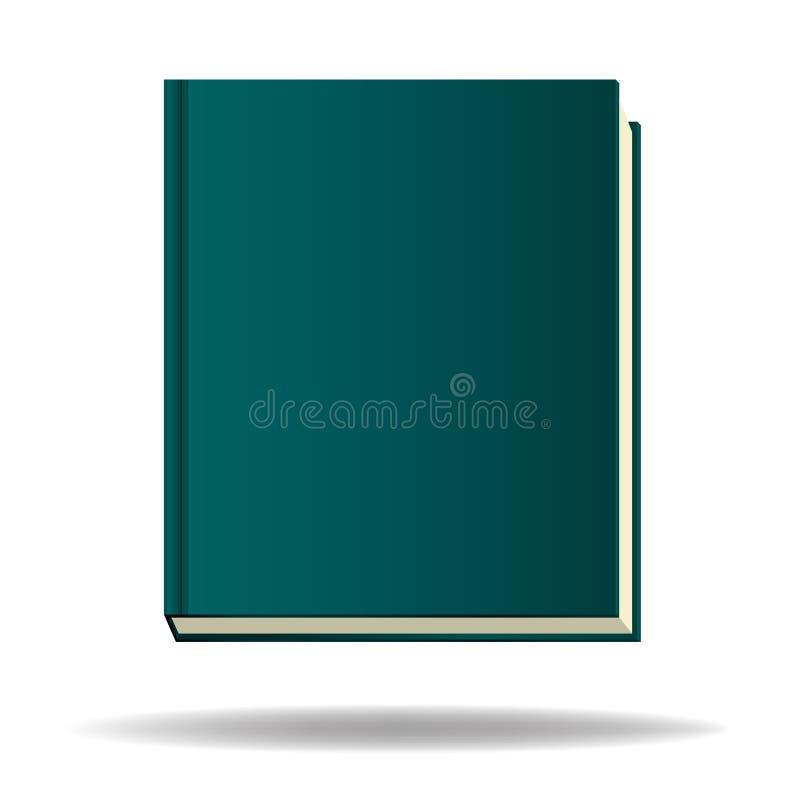 De vector van het boek vector illustratie