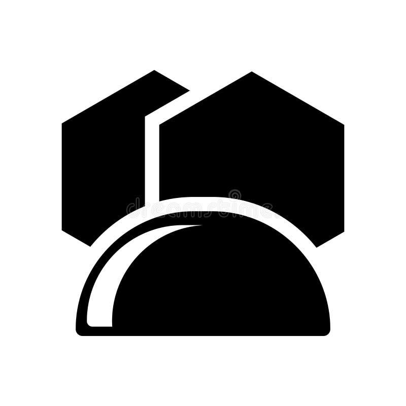 De vector van het servetpictogram op witte achtergrond, Servetteken, voedselsymbolen wordt geïsoleerd dat vector illustratie