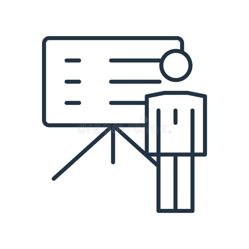 De vector van het vaardighedenpictogram op witte achtergrond, Vaardighedenteken wordt geïsoleerd dat vector illustratie