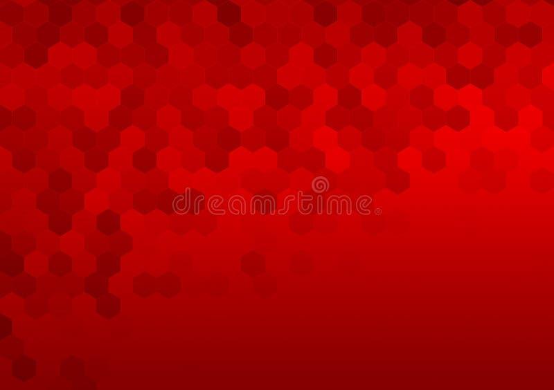 De veelhoek gestalte gegeven achtergrond van het behangontwerp vector illustratie