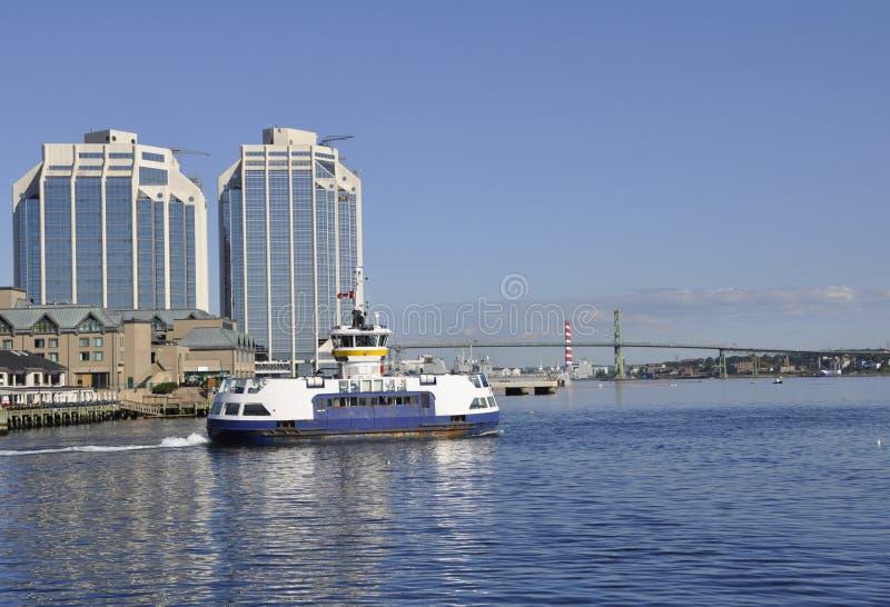 De veerboot van Halifax royalty-vrije stock foto's