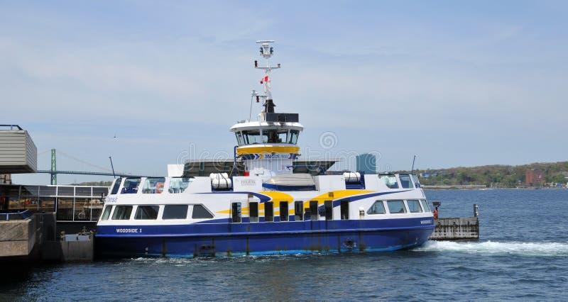 De Veerboot van Halifax Dartmouth royalty-vrije stock afbeelding
