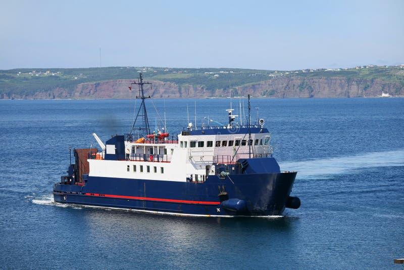 De Veerboot van Newfoundland royalty-vrije stock foto's
