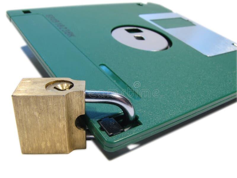 De veiligheid van de informatie stock afbeeldingen