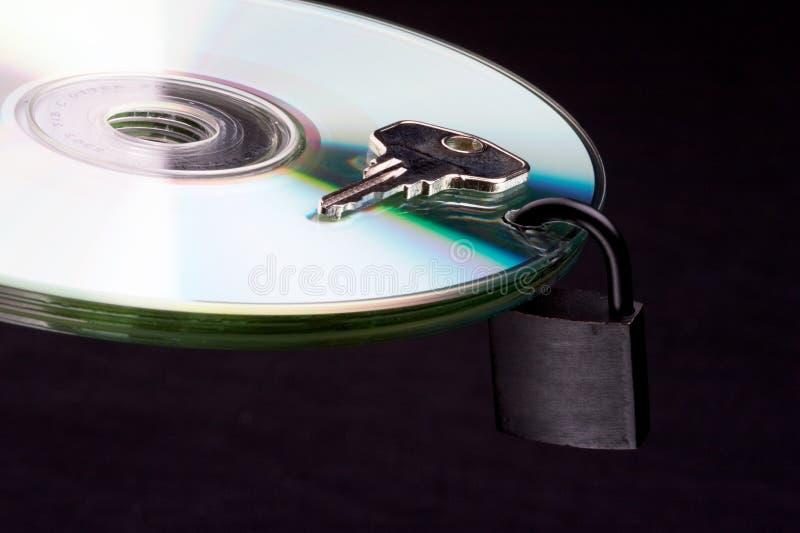 De veiligheid van gegevens royalty-vrije stock foto's
