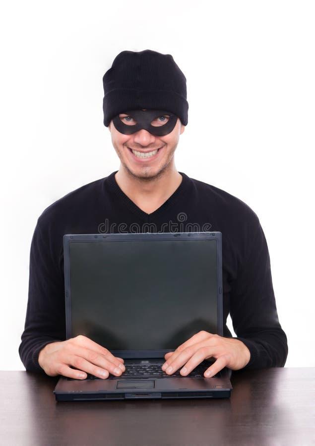 De veiligheid van gegevens stock afbeeldingen