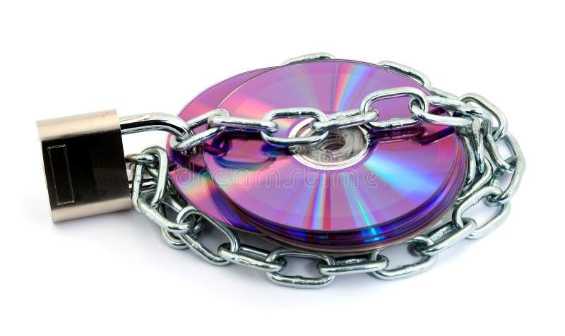 De veiligheid van gegevens royalty-vrije stock fotografie
