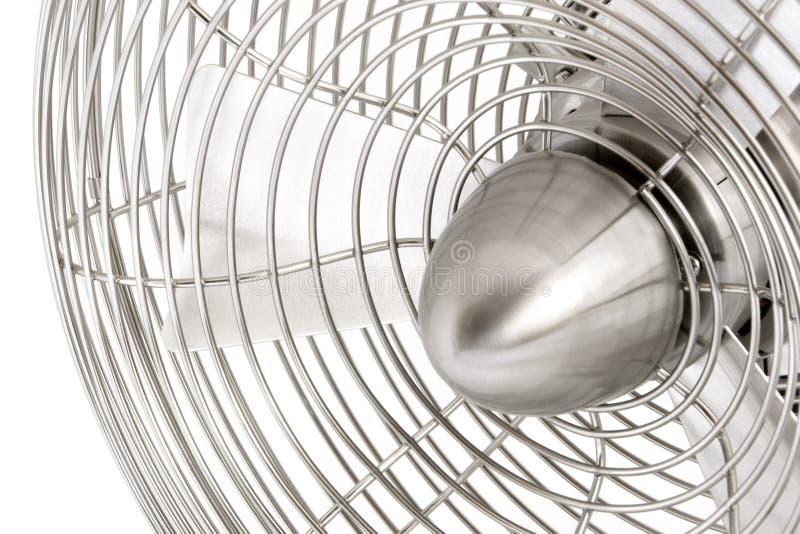 De ventilator van het metaal royalty-vrije stock afbeelding