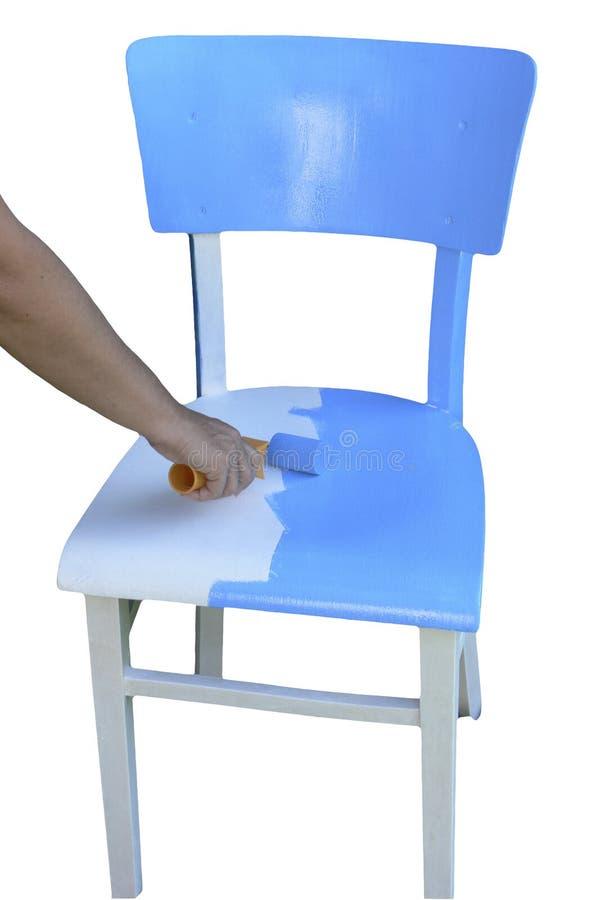 De verbetering van de stoel stock fotografie
