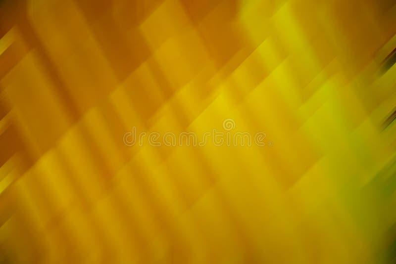 De Verdrags abstracte gele achtergrond royalty-vrije stock foto