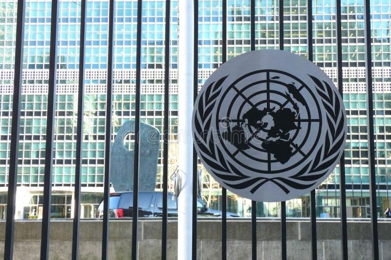 De Verenigde Naties stock foto's