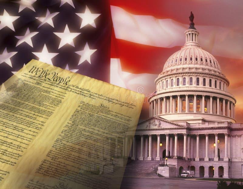 De Verenigde Staten van Amerika - Washington DC royalty-vrije stock fotografie