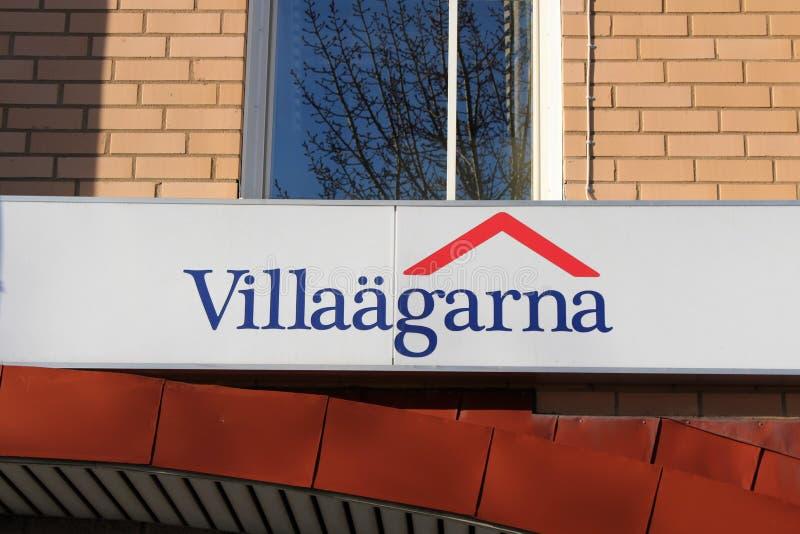 De Vereniging van de Villaeigenaars - Villaägarna stock foto's