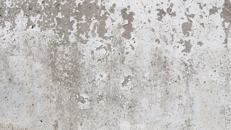 De verf pelde op de muur stock foto's