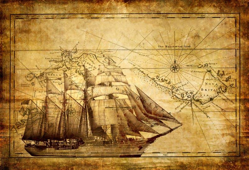 De verhalen van het avontuur royalty-vrije illustratie