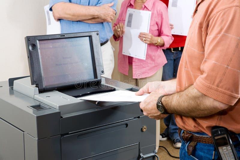 De Verkiezing 2008 van Florida stock foto's