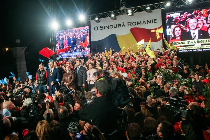 De Verkiezingen van de sociaal-democraatpartij gaan Opiniepeilingen weg stock foto's