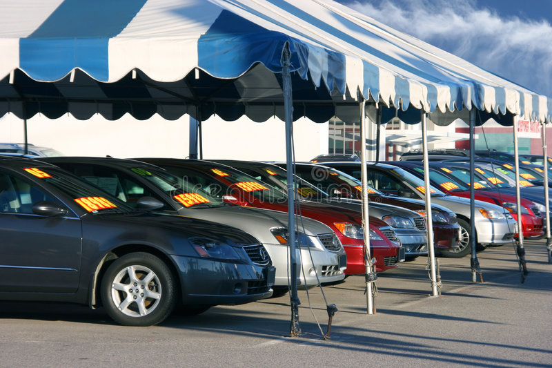 De verkoop van de auto