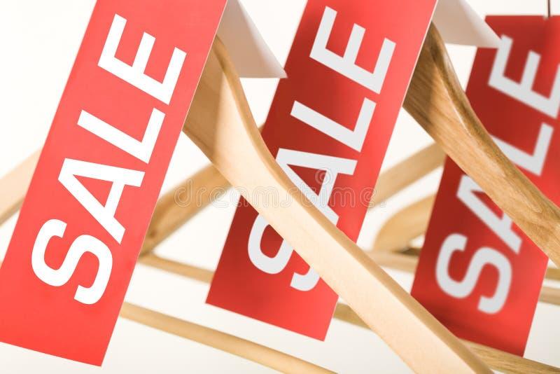 De verkoop van de vakantie stock fotografie