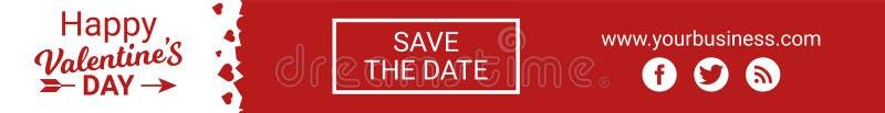 De verkoopachtergrond van de valentijnskaartendag met pictogram vastgesteld patroon Vector illustratie Behang, vliegers, uitnodig royalty-vrije illustratie