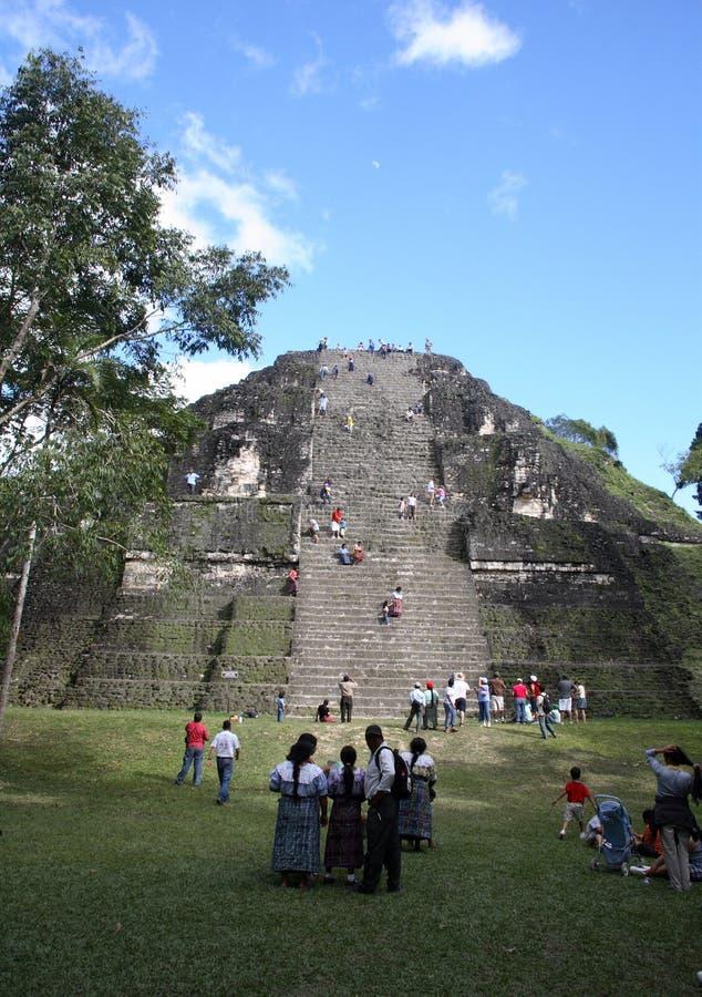 De verloren Piramide van de Wereld stock fotografie