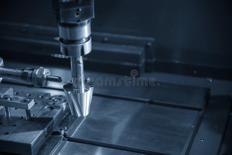 De verrichting van EDM-machine royalty-vrije stock afbeeldingen