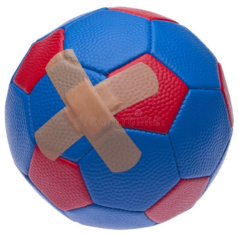 De Verwonding van sporten stock afbeeldingen