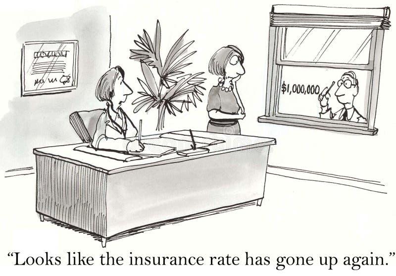 De verzekering van de gezondheid stock illustratie
