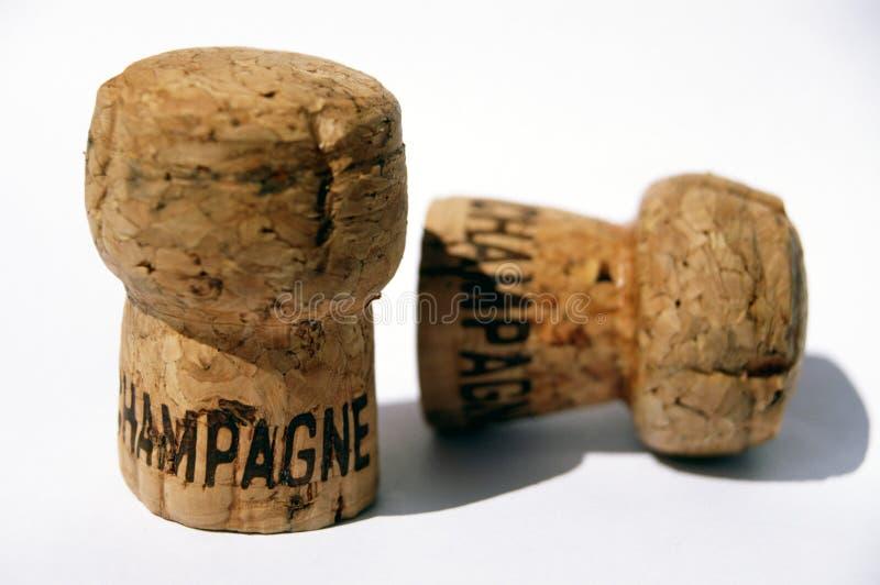 De Viering Van Champagne Royalty-vrije Stock Afbeelding