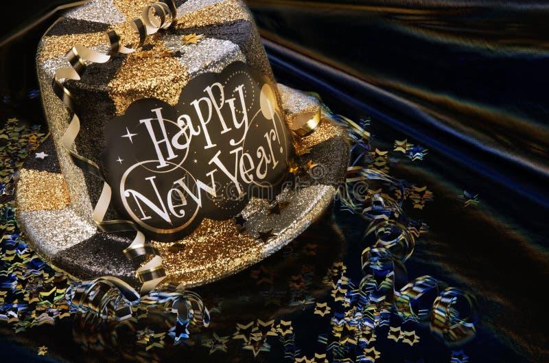 De Viering van het nieuwjaar! royalty-vrije stock foto's