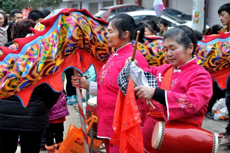 De Viering van het padfestival royalty-vrije stock foto's