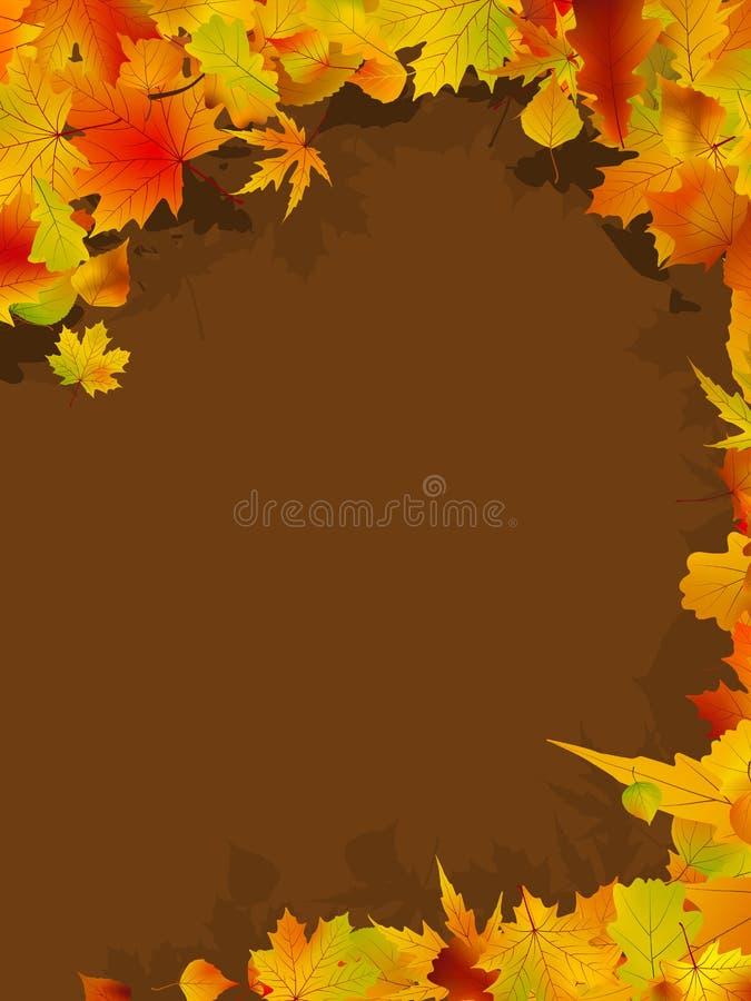 De viering van thanksgiving day. royalty-vrije illustratie