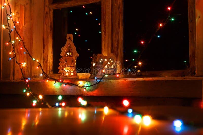 De vieringslichten stock fotografie