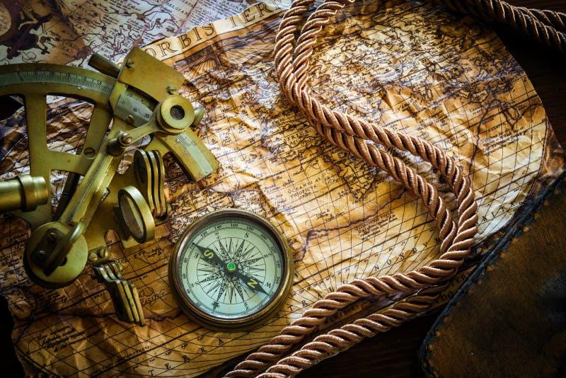 De vintage de marine toujours la vie photos libres de droits