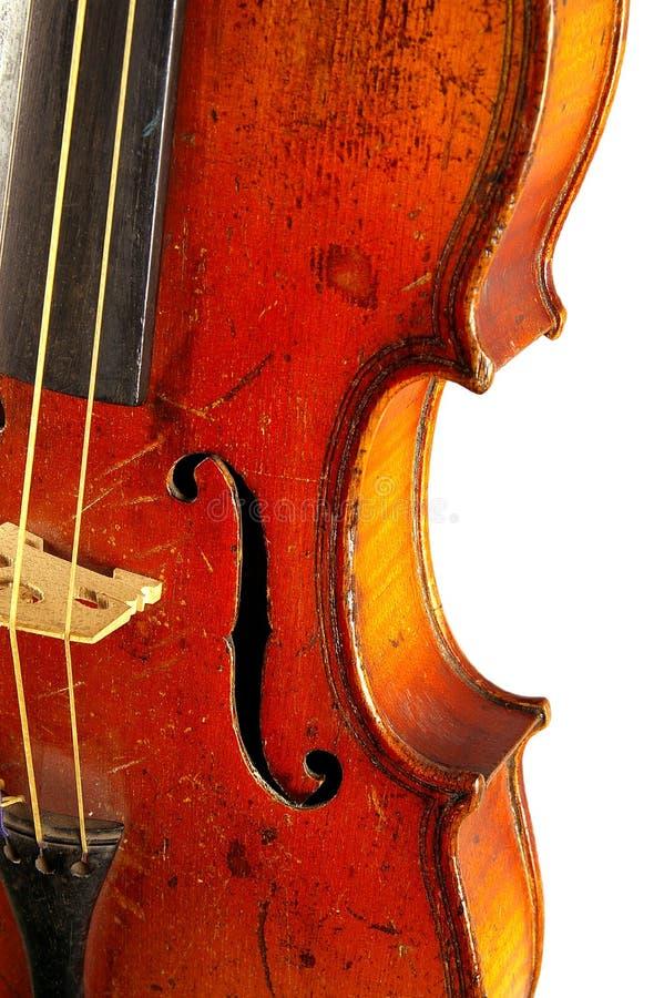 De viool royalty-vrije stock foto
