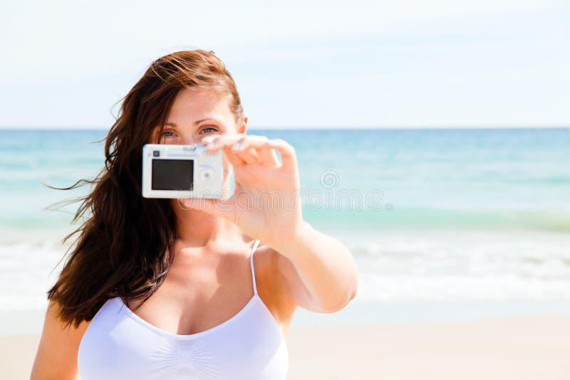De visie van de zomer royalty-vrije stock afbeeldingen